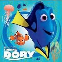 Kussen Finding Dory: 40x40 cm