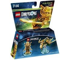 Fun Pack Lego Dimensions W5: Ninjago Lloyd