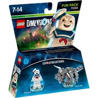 Fun Pack Lego Dimensions W4: Ghostbusters