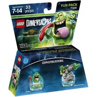 Fun Pack Lego Dimensions W5: Ghostbusters