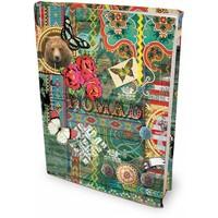 Boekenkaft rekbaar Dresz: A4 Nomad