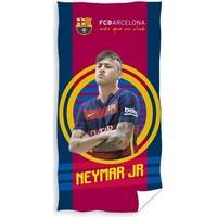 Badlaken barcelona Neymar: 70x140 cm