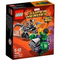 LEGO Superheroes 76066 Mighty Micros Hulk vs Ultron