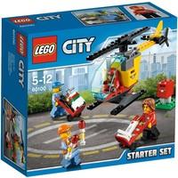 Vliegveld starterset Lego