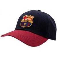 Cap barcelona blauw/rood senior