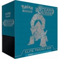 Pokemon Elite Trainer box XY11: Steam Siege