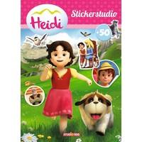 Stickerboek Heidi