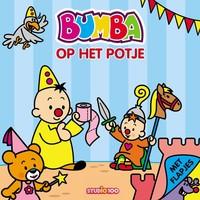 Bumba Boek met flapjes - Op het potje