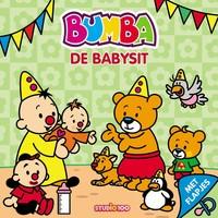 Bumba Boek met flapjes - De babysit