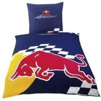 Dekbed Red Bull racing 140x200/70x80 cm