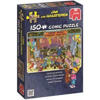 Puzzel JvH: De Kermis - Touwtje trekken 150 stukjes