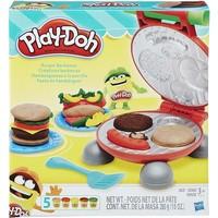 Burger barbecue Play-Doh: 280 gram