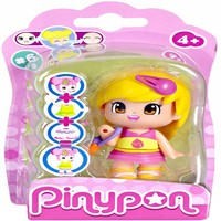 Speelfiguur Pinypon serie 6
