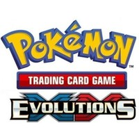Pokemon collector´s mini album XY12 met booster: Evolutions