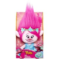 Sprekende pluche Trolls: Poppy