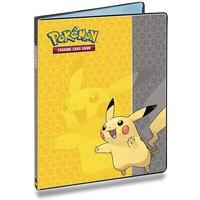Pokemon verzamelmap 9-pocket: Pikachu