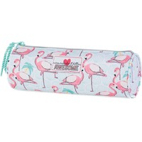 Etui Awesome Mermaid flamingo: 8x23x8 cm