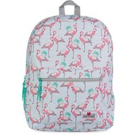 Rugzak Awesome Mermaid flamingo: 45x33x18 cm