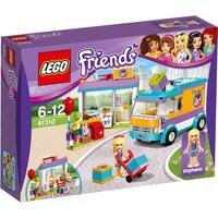 Heartlake pakjesdienst Lego