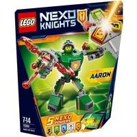 Gevechtsuitrusting Aaron Lego
