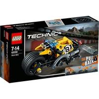 Stuntmotor Lego