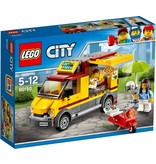 LEGO Pizza bestelwagen Lego