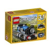 Blauwe trein Lego