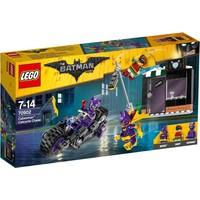 Catwoman Catcycle achtervolging Lego