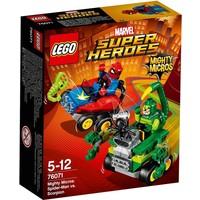 Mighty Micros: Spider-Man vs Scorpion Lego
