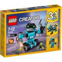 Robotverkenner Lego