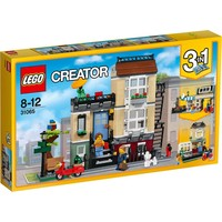 Parkstraat woonhuis Lego