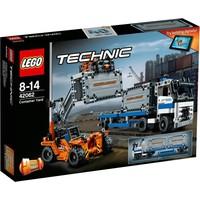 Containertransport Lego