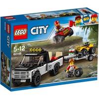 ATV raceteam Lego
