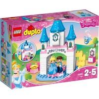 Assepoesters magische kasteel Lego Duplo