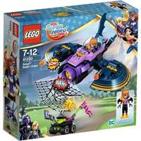 Batjet-achtervolging Batgirl Lego