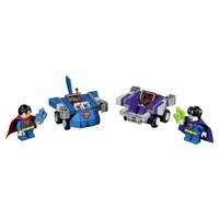 Mighty Micros: Superman vs Bizarro Lego