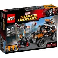 LEGO Superheroes 76050 Crossbones Gifdiefstal