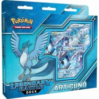 Pokemon Legendary Battle Deck blauw: Articuno