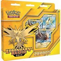 Pokemon Legendary Battle Deck geel: Zapdos