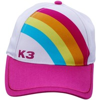 K3 Cap regenboog