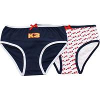 K3 Onderbroek 2-pack rood
