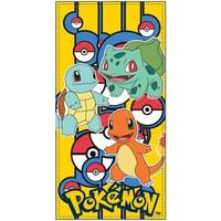 Badlaken Pokemon group: 70x140 cm