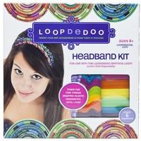 Haarbanden maken LoopDeDoo