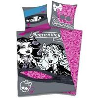 Dekbed Monster High: 140x200/70x90 cm