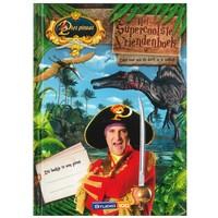 Piet Piraat vriendenboek dino