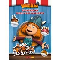 Stickerboek Wickie A4 schild