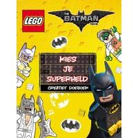 Boek Lego: Batman - Kies je superheld