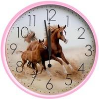 Klok Paarden: 25 cm