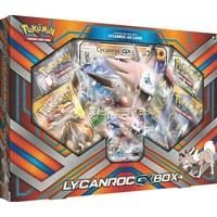 Pokemon Gx Box: Lycanroc