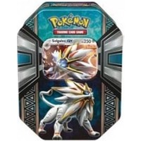 Pokemon Legends of Alola tin: Solgaleo GX